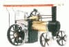 1313B   TE1AB Brass Traction Engine