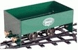 1352GW Goods Wagon O gauge railway