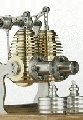 HB12AS2   Bohm HB12 Built Stirling Hot Air engine