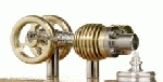 HB7A12   Bohm HB7 Built Stirling Hot Air engine
