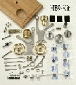 HB9KIT   Bohm HB9 Stirling engine  Hot Air Kit